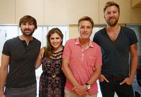 Michael W. Smith and Lady Antebellum
